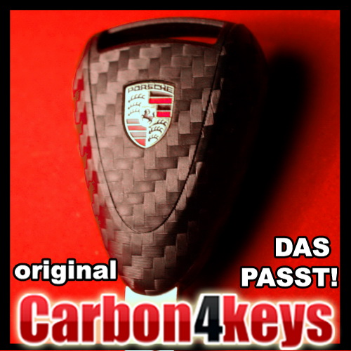 carbon4key f r porsche 911 987 997 4s gt3 boxster cayman. Black Bedroom Furniture Sets. Home Design Ideas